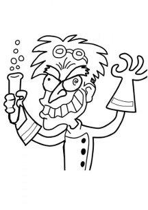 profesor chiflado
